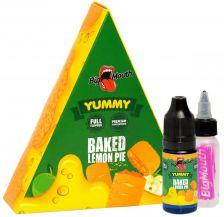 Big Mouth YUMMY - Baked Lemon Pie