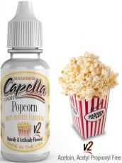 Capella 13ml Popcorn v2