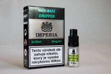 Nikotinová báza IMPERIA Dripper 5x10ml PG30 / VG70 6mg