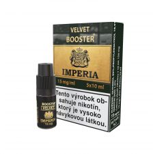 Velvet Booster IMPERIA 5x10ml PG20 / VG80 15mg