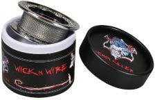 Demon Killer Hive drôt - 4,5m (30ga+30ga)*2 Kanthal A1