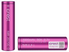 Efest baterie typ 20700 3000mAh 30A