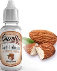 Capella 13ml Toasted Almond (Opražené mandle)