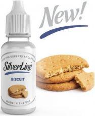 Capella Silver Line 13ml Biscuit (Maslové sušienky)
