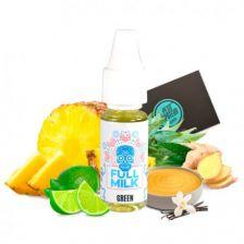 Full Milk 10ml Green (Ananás s citrónom a limetkou)