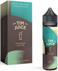 Tim Juice Shake and Vape 10ml Frappe Latte