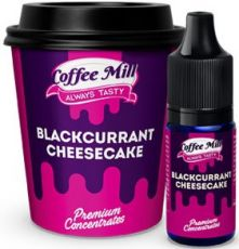 Coffee Mill 10ml Blackcurrant Cheesecake