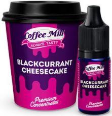 Coffee Mill 10ml Blackcurrant Cheesecake