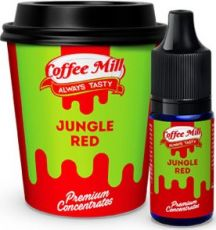 Coffee Mill 10ml Jungle Red