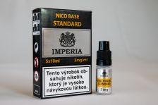 Nikotinová báza IMPERIA Standard 5x10ml PG70 / VG30 3mg