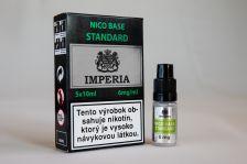 Nikotinová báza IMPERIA Standard 5x10ml PG70 / VG30 6mg