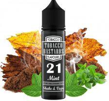 Flavormonks Tobacco Bastards S&V aróma 12ml - No.21 Mint