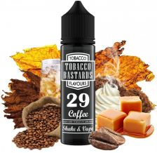 Flavormonks Tobacco Bastards Shake and Vape 12ml No.29 Coffee