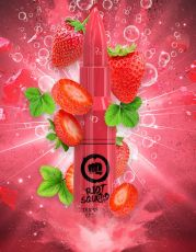 Riot Squad Shake and Vape Strawberry Scream 20ml