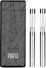 Vapeonly PORTO PCC elektronická cigareta 2x 180mAh + PCC 800mAh Black and White