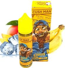 Nasty Juice CushMan S&V aróma 20ml - Banana Mango