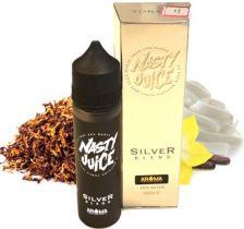 Nasty Juice Tobacco S&V 20ml - Tobacco Silver