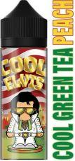 Flavormonks Cool Elvis S&V aróma 12ml - Cool Green Tea Peach