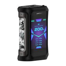GeekVape Aegis X TC 200W grip Easy Kit Gun Metal Camo