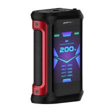 GeekVape Aegis X TC 200W grip Easy Kit Red Black 1ks