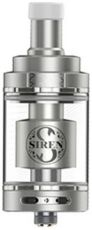 Digiflavor Siren 2 GTA MTL RTA clearomizer Stainless Steel