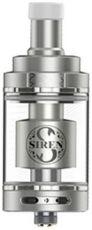 Digiflavor Siren 2 GTA MTL RTA clearomizer Stainless Steel