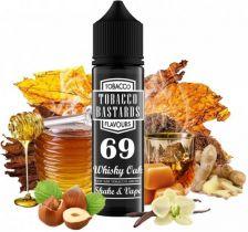 Flavormonks Tobacco Bastards S&V 12ml - No.69 Whiskey Oak