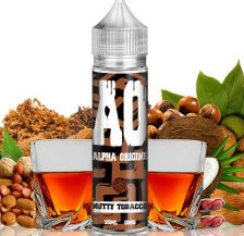 Alpha Origins S&V 15ml - Nutty Tobacco