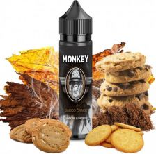 MONKEY liquid S&V aróma 12ml - Bacco Crack