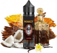 MONKEY liquid S&V aróma 12ml - Kapitán