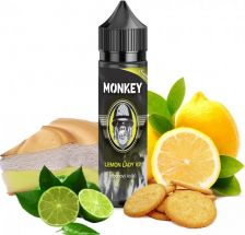 MONKEY liquid S&V aróma 12ml - Lemon Lady V2