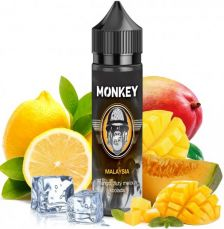 MONKEY liquid S&V aróma 12ml - Malaysia