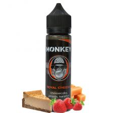 MONKEY liquid S&V aróma 12ml - Royal Cheese