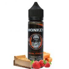 MONKEY liquid S&V aróma 12ml - Royal Cheese