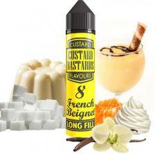 Flavormonks Custard Bastards S&V aróma 12ml - No.08 French Beignet