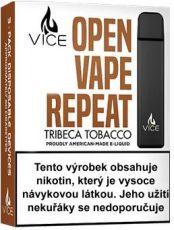 VICE elektronická cigareta Tribeca Tobacco 20mg 3Pack