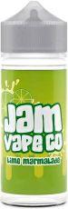 Juice Sauz The Jam Vape Co S&V aróma 30ml - Lime Marmalade