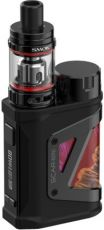 Smoktech SCAR-MINI 80W grip Full Kit Red Stabilizing Wood