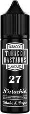 Flavormonks Tobacco Bastards S&V aróma 12ml - No.27 Pistachio Tobacco
