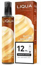 Liqua Mix&Go aróma 12ml - Butter Biscotto