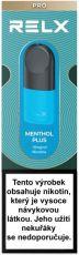 RELX Pod Pro-2 cartridge Menthol Plus 18mg 2pack - osviežujúci mentolová príchuť