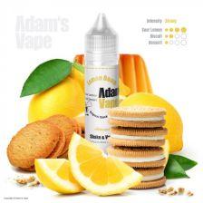 Adam´s Vape S&V aróma 10ml - Lemon Bomb
