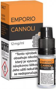 EMPORIO SALT - Cannoli 10ml / 12mg
