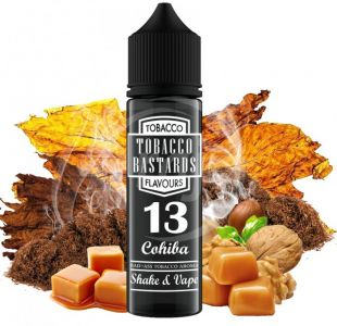 Flavormonks Tobacco Bastards Shake and Vape 12ml No.13 Cohiba