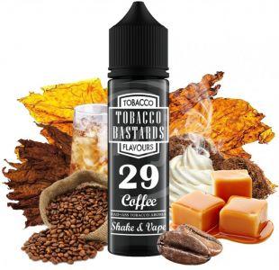 Flavormonks Tobacco Bastards Shake and Vape 12ml No.29 Coffee