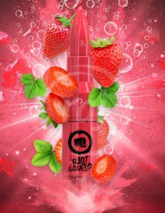 Riot Squad S&V 20ml - Strawberry Scream