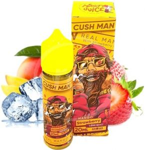 Nasty Juice CushMan S&V 20ml - Strawberry Mango