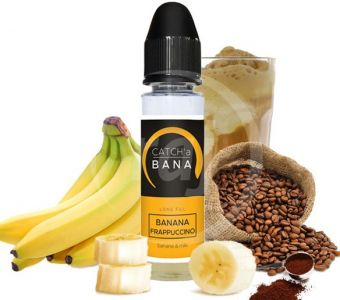IMPERIA Catch´a Bana S&V 10ml - Banana Frappucinno