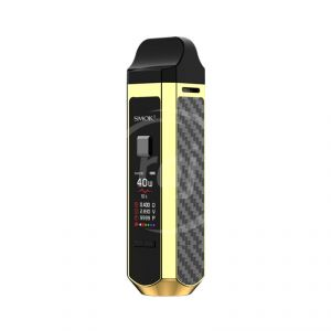 Smoktech RPM 40 grip Full Kit 1500mAh Prism Gold 1ks